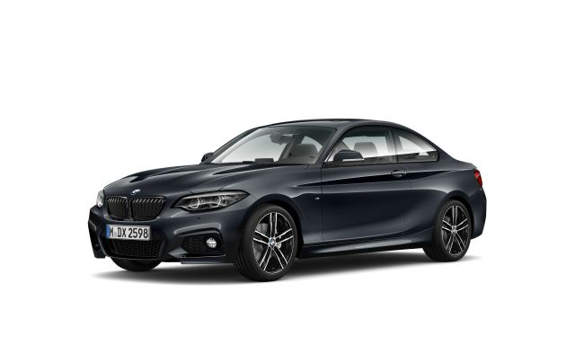 BMW 220i 184 ch Coupe
